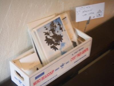 写真展「GARDEN」 販売中のポストカード