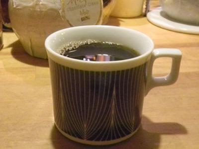 LAST 食後のコーヒー