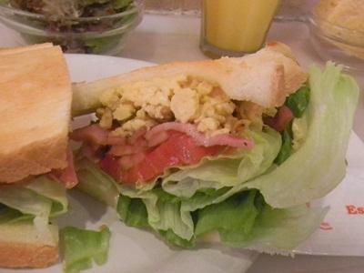 エスアンドケイ サンドイッチ
