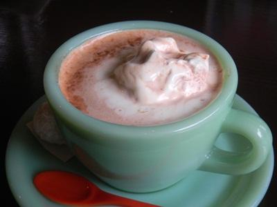 てげてげ喫茶 ホットチョコレート