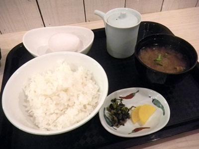 ささ屋 日本の朝定食