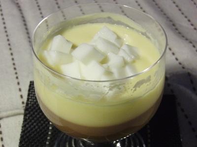 モロゾフ チョコレートムース