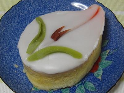 松月堂 桃カステラ