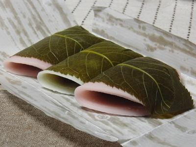 松月堂 桜餅