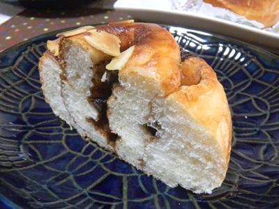 「パン emina」のパン