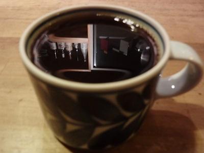 コーヒー(深煎り)