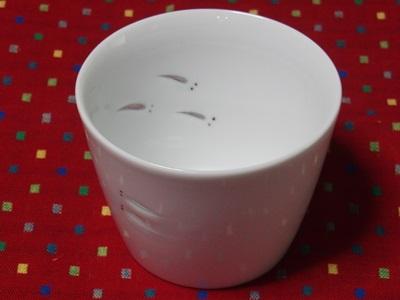 蛍手のカップ