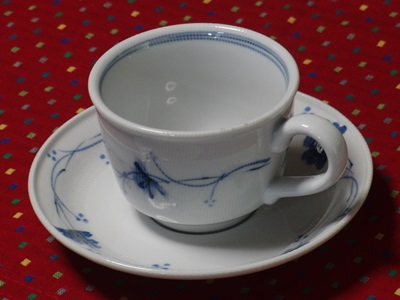 其泉のカップ