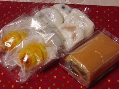 長崎明月堂のお菓子