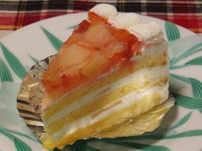 Miyavi 桃のショートケーキ