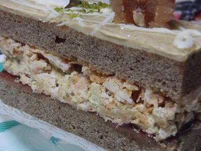 菓子の樹のケーキ