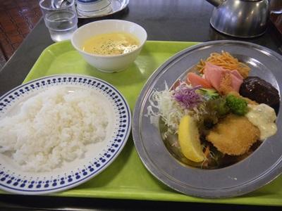 玉屋ファミリーレストラン 復刻タマヤランチ