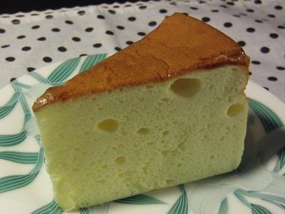 バードモナミ チーズスフレ