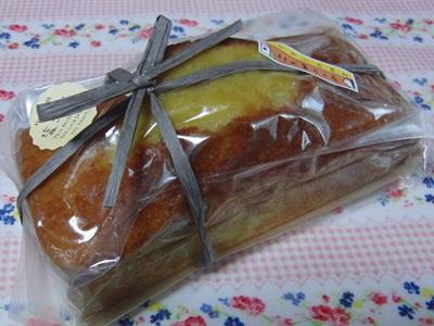 村菓子×inaho 塩こうじのパウンドケーキ