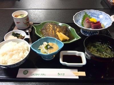 鯉太郎 海の幸昼食