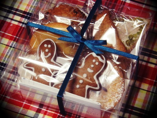 坂田焼菓子店 クリスマスギフトBOX