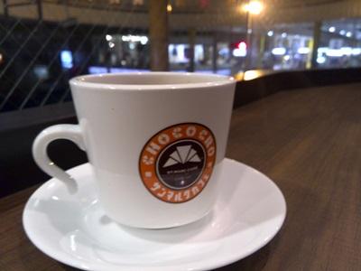 サンマルクカフェ プレミアムココア