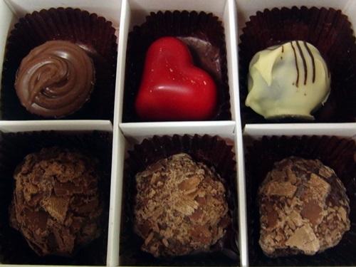 ダスカリデス チョコレート