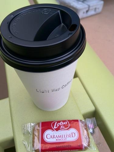 本日のコーヒー(エチオピア)