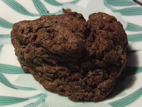 ビターチョコレートスコーン