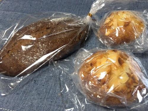 マーシーキッチンのパン