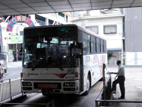 福岡行き高速バス