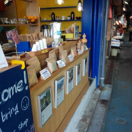 Manu Coffee 柳橋店
