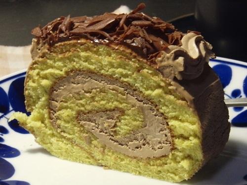佐世保玉屋 のの字のケーキ