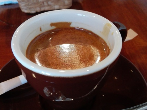CROSSROADS COFFEE エスプレッソ