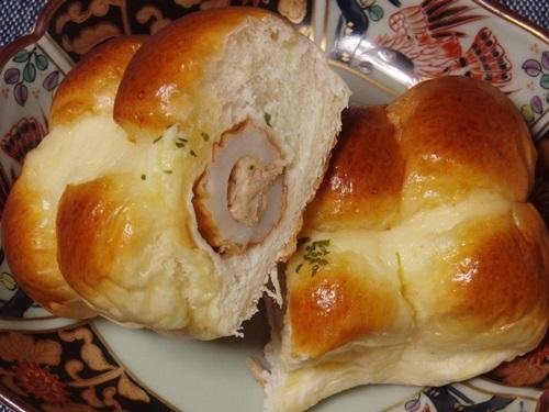 パルファンベーカリー ちくわパン