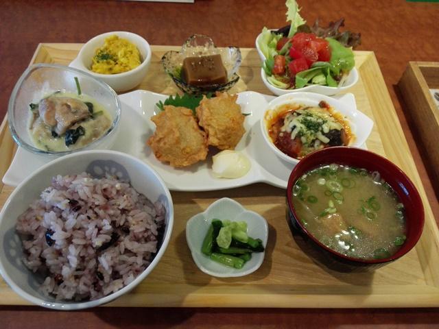 Cafe ANRU(佐世保市戸尾町) アンルウランチ
